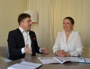 Tommy och Åsa