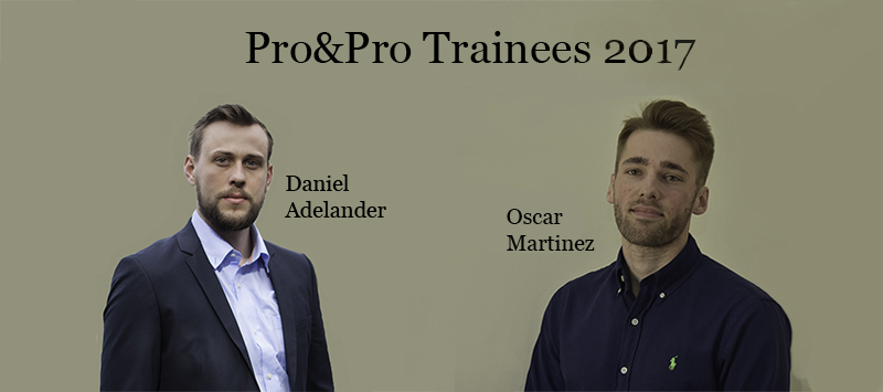 Pro&Pro Trainees