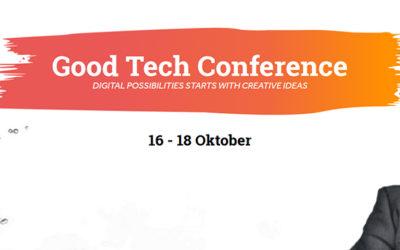 Pro&Pro på Good Tech Conference