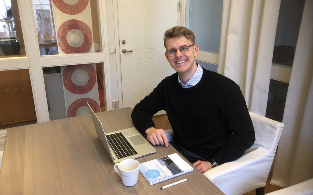 Traineebloggen – Min resa som trainee