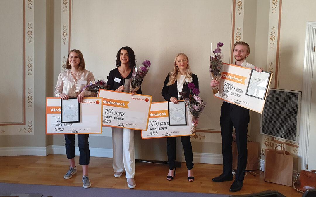 Skvadern Stipendium 2019