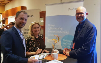 Stolt sponsor på Science & Innovation Days