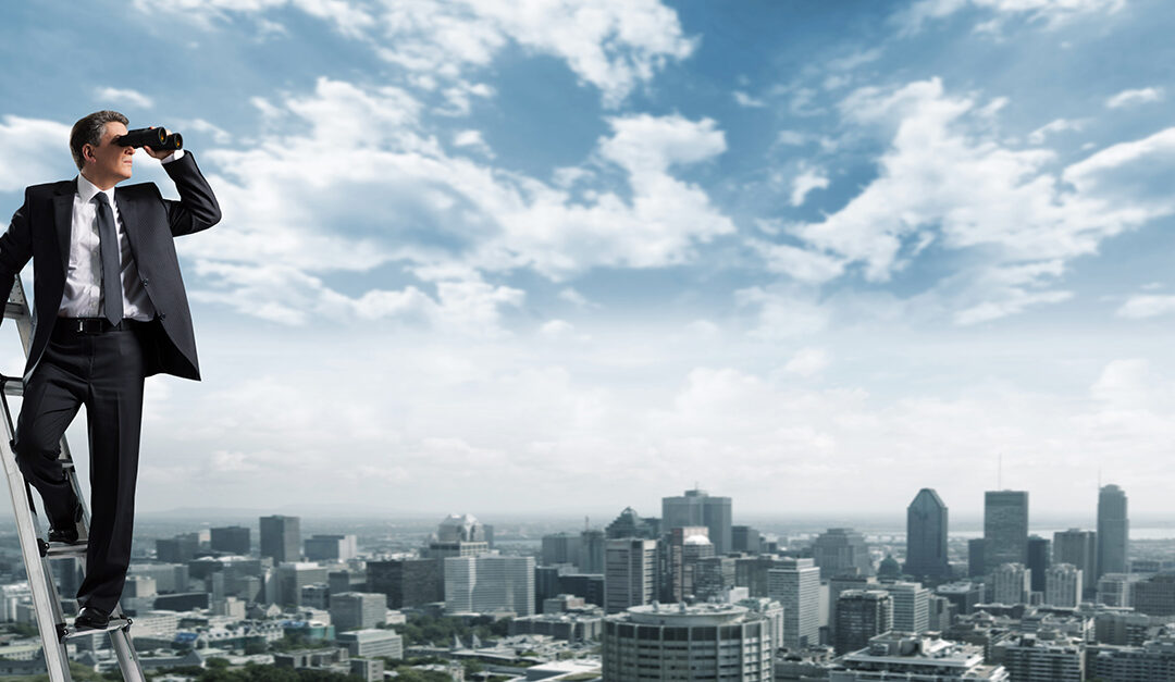 Omvärlden, en plats för innovation och disruption