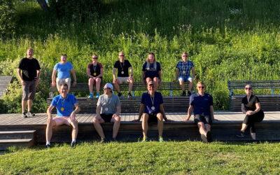 Internship: Upplevelser och tankar efter tre veckor