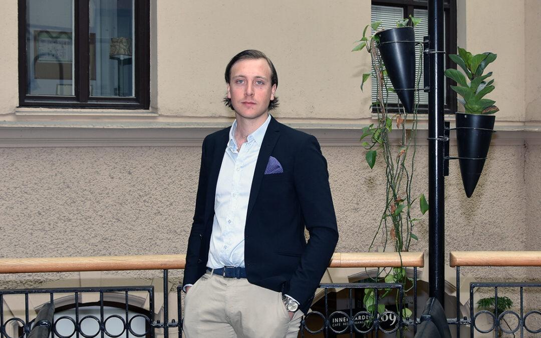 Traineeblogg – Viktor Pettersson september 2020