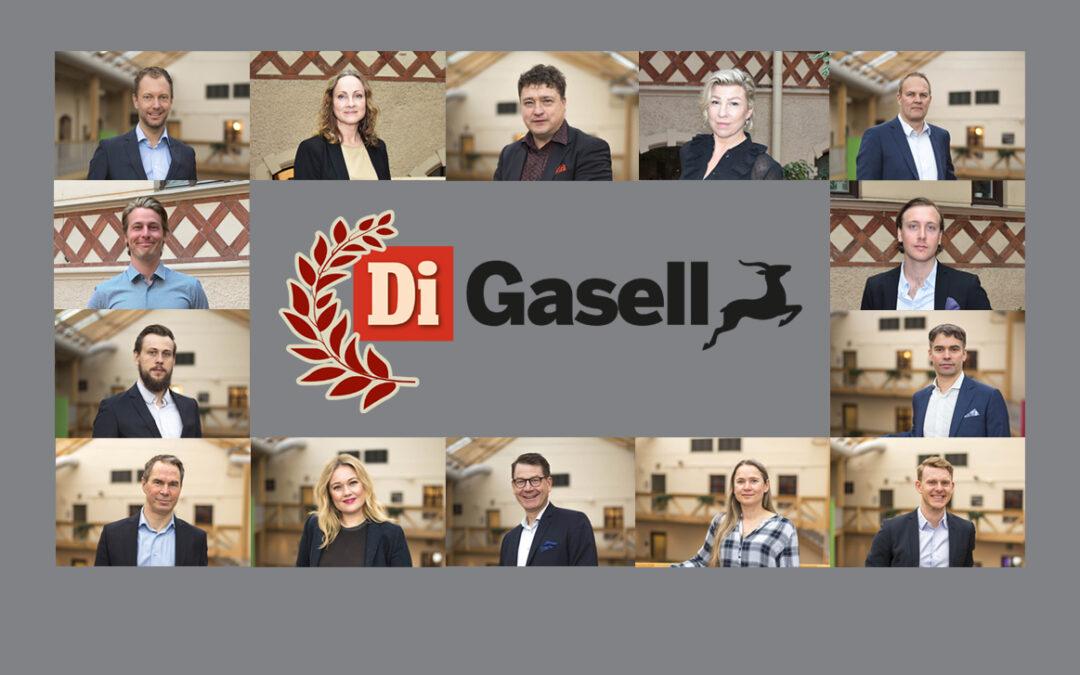 Pro&Pro ett Gasellföretag för andra året i rad!