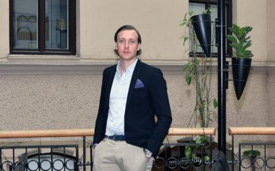 Traineeblogg #1 – Viktor Pettersson