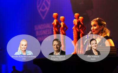 Dessa kan bli Årets Ledare i Sundsvall 2020