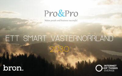 Ett Smart Västernorrland 2030 – Rapport